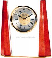 Zobrazit detail - Stolní dřevěné hodiny T138-02