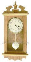 Zvětšit fotografii - Kyvadlové hodiny pendlovky A19/2902/6-717 německá výroba