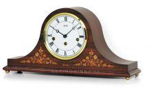 Mechanické stolní hodiny AMS 2188/1 ořech
