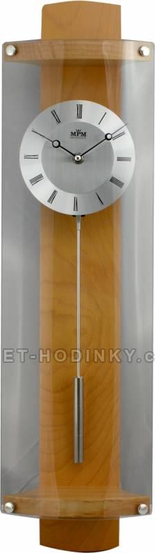 Kyvadlové nástěnné hodiny na zeď, pendlovky quartzové E05.2707.53