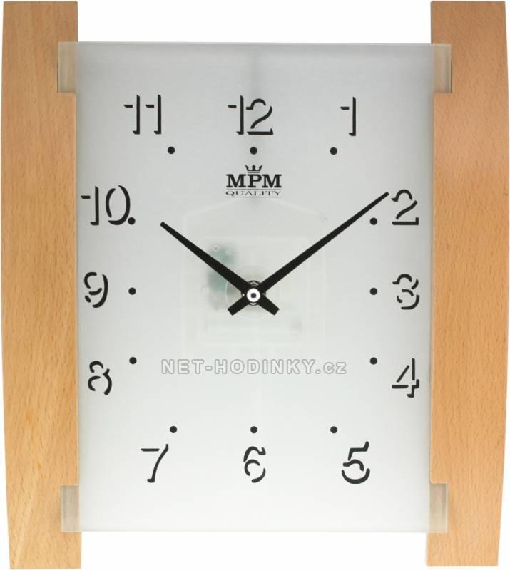 Nástěnné hodiny na stěnu, nástěnné hodiny na zeď E07.2704.53