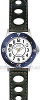 Dětské náramkové hodinky s koženým páskem JVD J7087.1.2