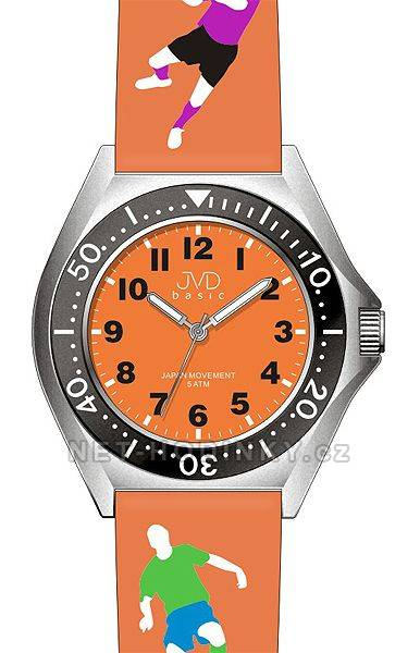 Náramkové chlapecké hodinky JVD basic J7101.3.1 J 7101. 1.3