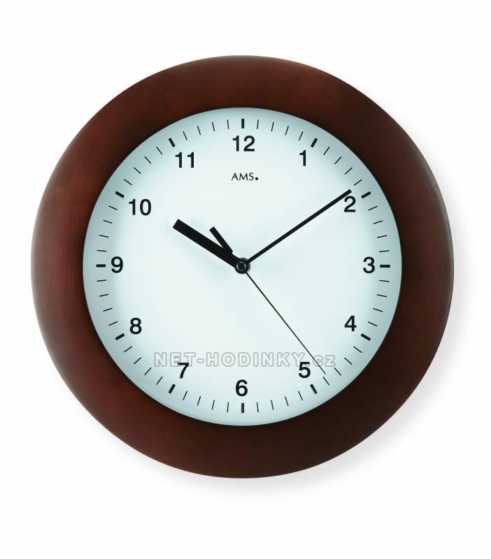 Nástěnné hodiny AMS 5904/1, 5904/18 AMS 5904/1