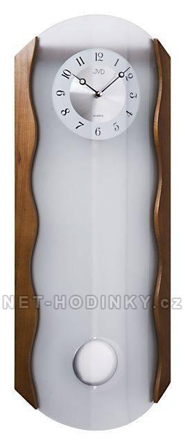 Designové kyvadlové hodiny JVD N 11003.11.1, N 11003.41.4 N 1103.11.1