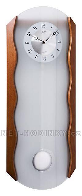 Designové kyvadlové hodiny JVD N 11003.11.1, N 11003.41.4 N 11003.41.4