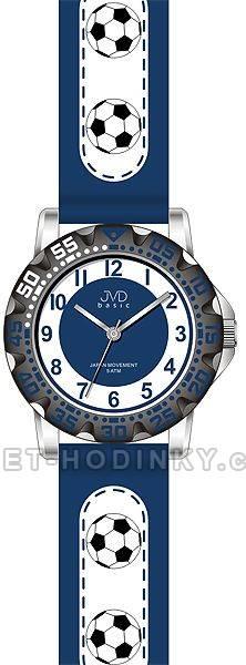 Nástěnné hodiny Náramkové hodinky JVD basic J7078 Nástěnné hodiny