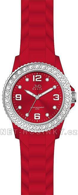 JVD Náramkové dětské hodinky pro holky, dívčí hodinky J 6003.3.3