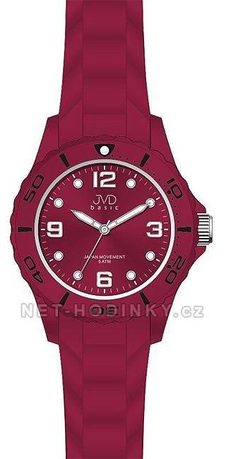 JVD dětské hodinky chlapecké, dětské hodinky dívčí J 6002.3.3