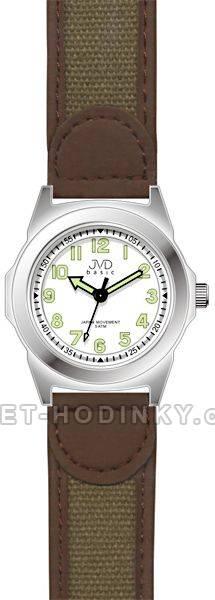 JVD dětské hodinky chlapecké, dětské hodinky dívčí J 7079.2.2