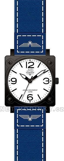 JVD dětské hodinky chlapecké, hodinky pro kluky J 7098.4.4