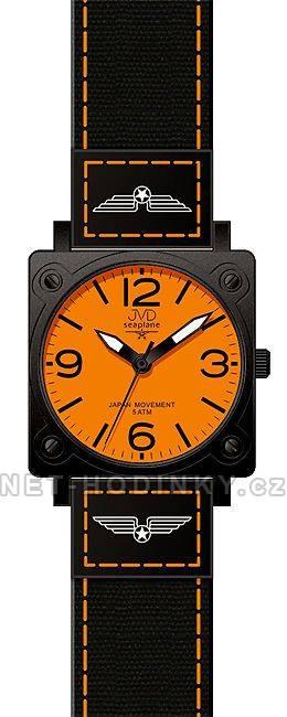 JVD dětské hodinky chlapecké, hodinky pro kluky J 7098.6.6 SKLADEM !