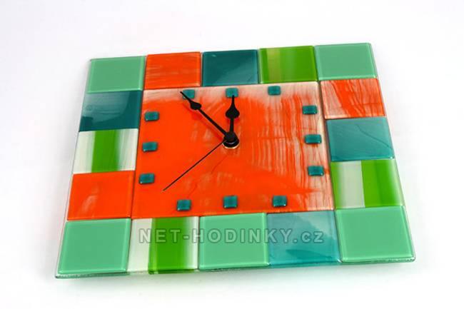 autorské hodiny Nástěnné hodiny designové