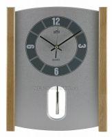 Designové kyvadlové dřevěné hodiny SWEEP QHA3858A.03, QHA3858B.04