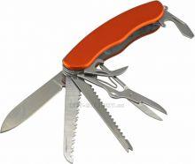 Kapesní kovový nůž s 6 funkcemi