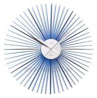 Moderní designové nástěnné hodiny na zeď JVD HT96.3