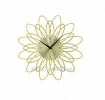 Nástěnné hodiny Moderní nástěnné kovové hodiny AMS 9361, 9362 Nástěnné hodiny