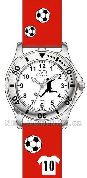 JVD dětské hodinky chlapecké J7100.4.6