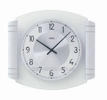 Nástěnné bateriové hodiny AMS 9376