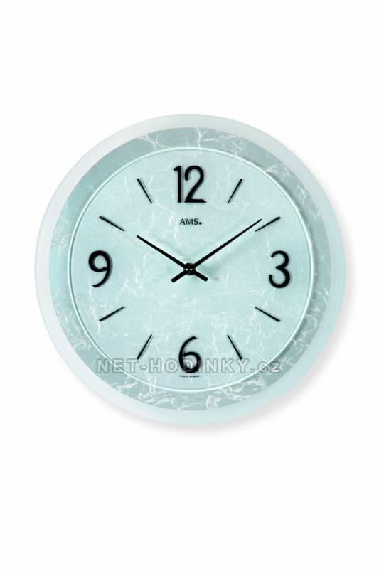 Nástěnné hodiny AMS 9339