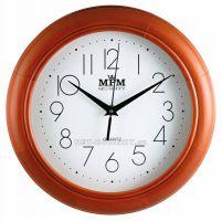 Nástěnné hodiny dřevěné MPM FR26Q, FR26M