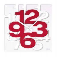 Nástěnné hodiny JVD TIME H106