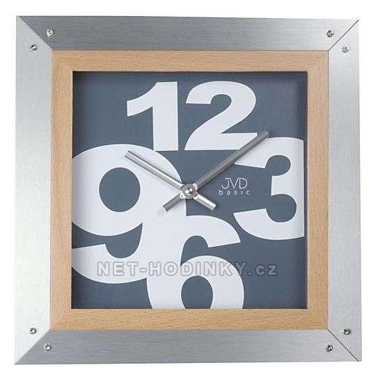 JVD Nástěnné hodiny N 26109.2.2
