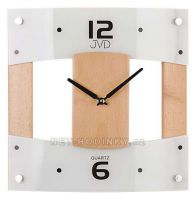 Nástěnné hodiny JVD
