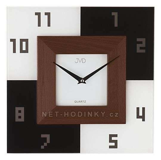 JVD Nástěnné hodiny N204.11.2