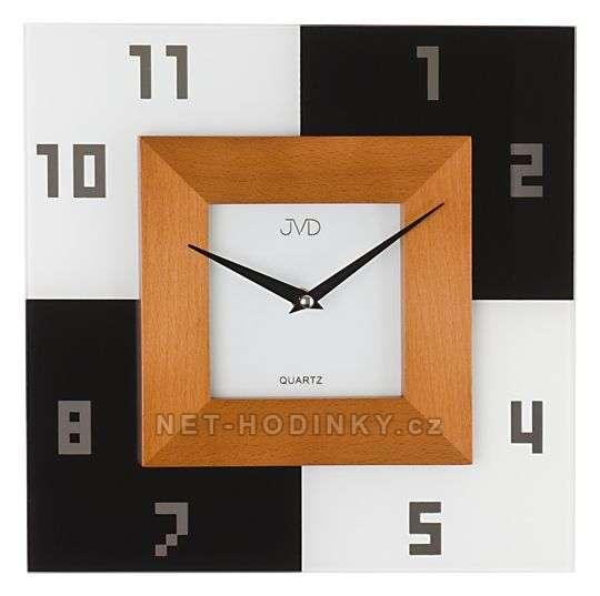 JVD Nástěnné hodiny N204.41.1