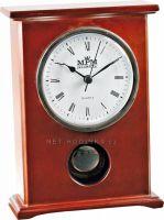 Stolní dřevěné hodiny T206