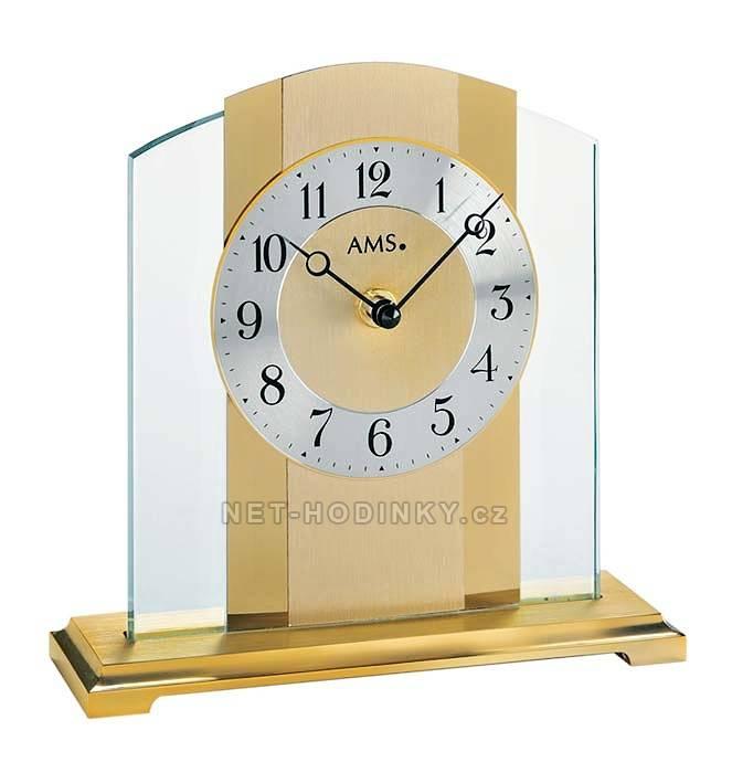 Stolní designové hodiny AMS 1119