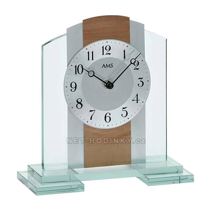 Stolní hodiny AMS 1124