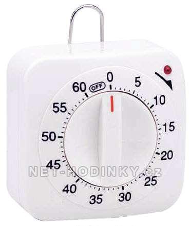 Kuchynská minutka, minutky pověšení na zeď kuchyňská minutka slonová kost