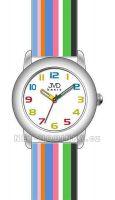 Náramkové dětské hodinky JVD basic W58.3.3, hodinky pro holky a kluky