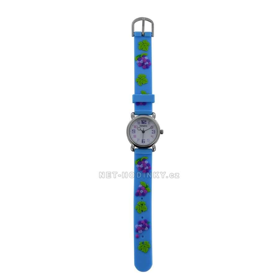 Disney Náramkové dětské hodinky, chlapecké hodinky holčičí, hodinky pro kluky a holky hrozen