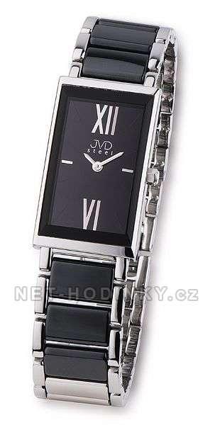 Náramkové hodinky dámské JVD steel W23.1.4, W23.2.5 W23.1.4