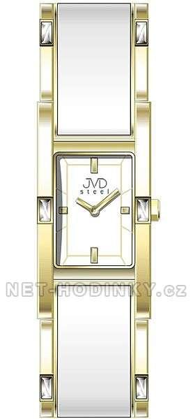 Náramkové hodinky dámské JVD steel W26. 1.2, W26. 2.5 W26.2.5
