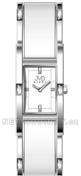 Náramkové hodinky dámské JVD steel W26. 1.2, W26. 2.5 W26.1.2