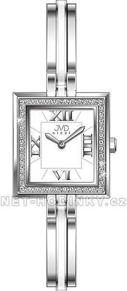 Náramkové hodinky JVD steel W25.1.2, W25.2.3