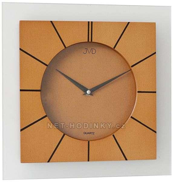 Nástěnné hodiny JVD quartz N13019.41.2, N13019.11.3, N13019.68.4 hodiny na zeď na stěnu N13019.41.2