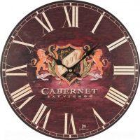 Designové nástěnné hodiny Lowell 21428 Clocks 34cm