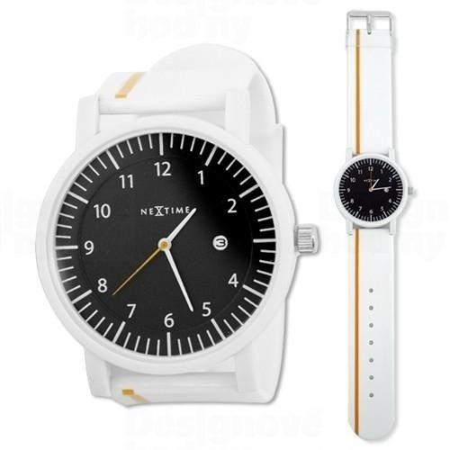 NeXtime Designové hodinky 6015 Nextime Quick