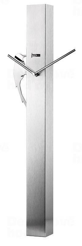 Kyvadlové nástěnné hodiny 14541S Lowell designové Lowell Italy