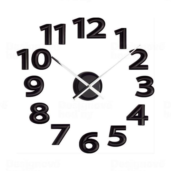 Nástěnné nalepovací hodiny Balvi 22822