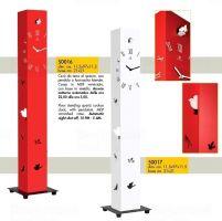 Nástěnné hodiny Moderní designové hodiny značky Lowell 50017 Lowell Italy Nástěnné hodiny