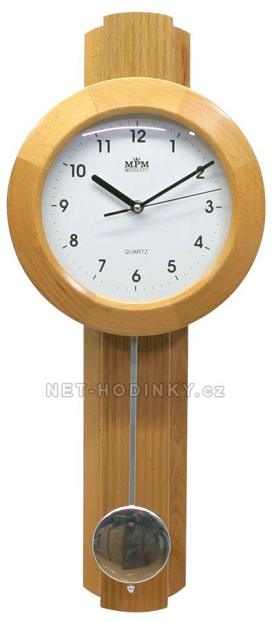 Kyvadlové nástěnné hodiny na zeď, pendlovky quartzové