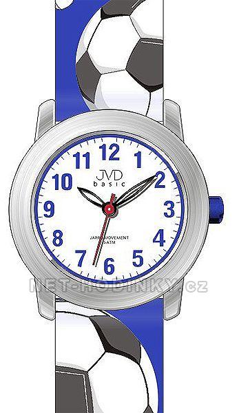 JVD Náramkové chlapecké hodinky, hodinky pro kluka, dětské hodinky J7143.1.1