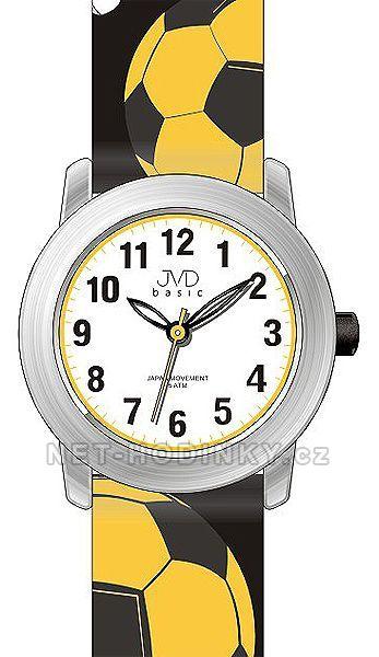 JVD Náramkové chlapecké hodinky, hodinky pro kluka, dětské hodinky J7143.2.2