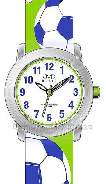 JVD Náramkové chlapecké hodinky, hodinky pro kluka, dětské hodinky J7143.3.3